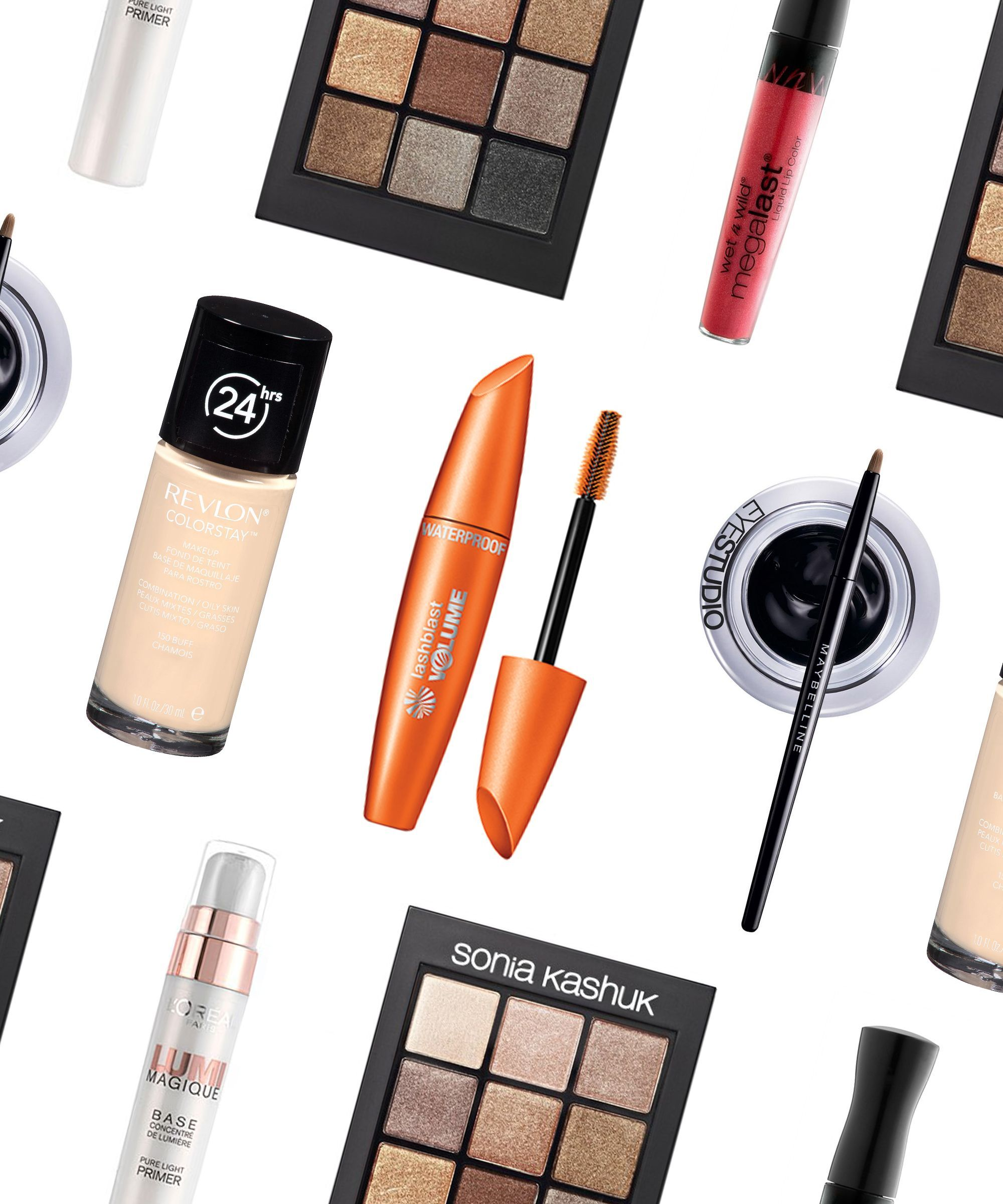 Your Ultimate DrugstoreMakeup Starter Kit Makeup