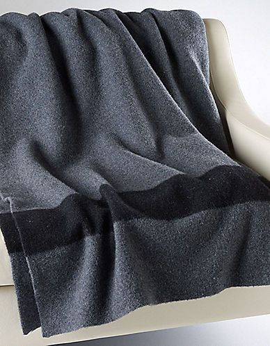 HBC Collections | Blankets | Grey Point Blanket | Hudson's Bay
