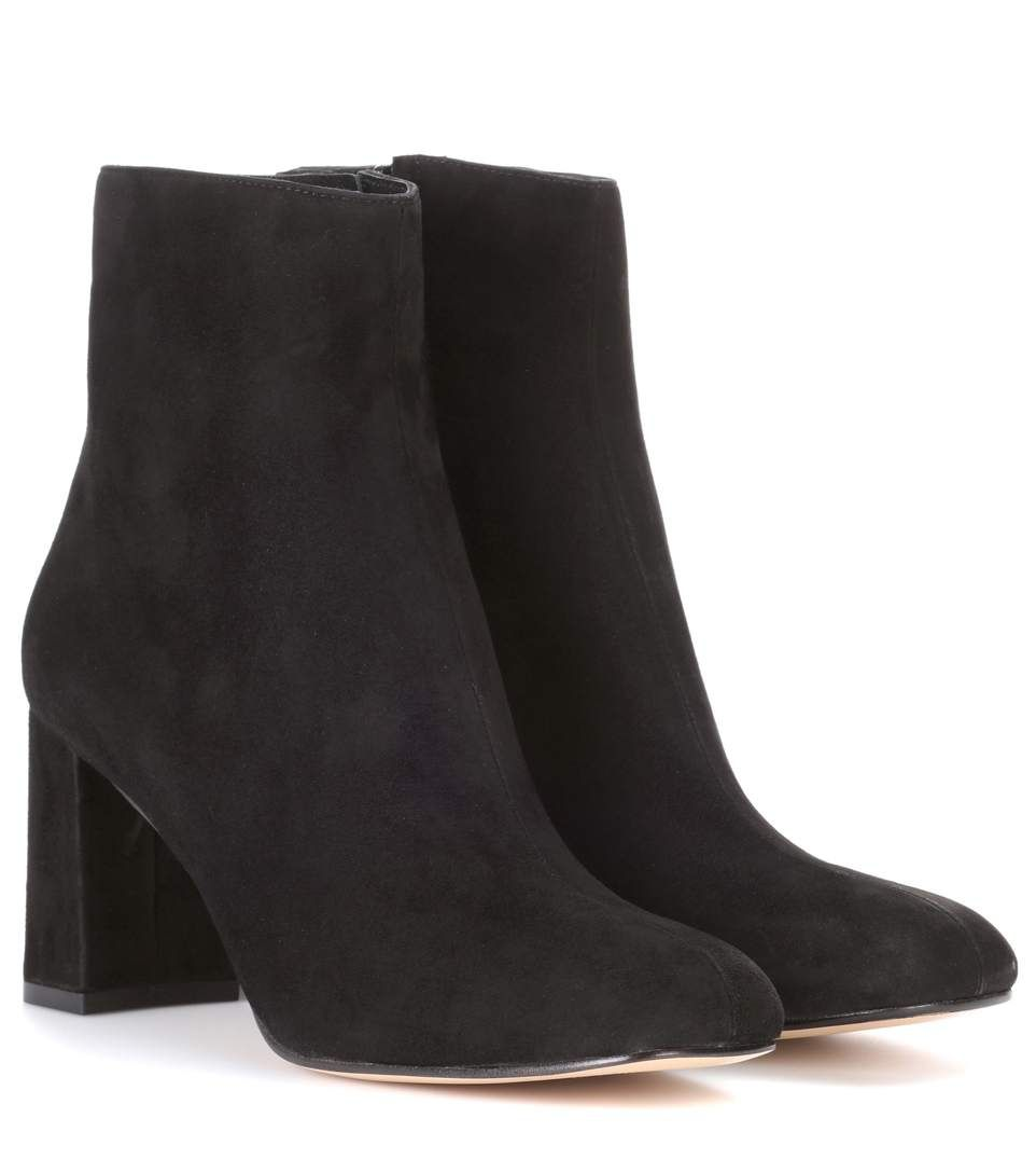 3a4ad07d471 MARYAM NASSIR ZADEH Agnes Suede Ankle Boots.  maryamnassirzadeh  shoes   boots