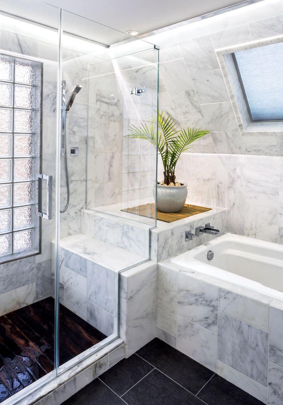 glass block windows bathroom - Google Search | Chestertown ideas ...