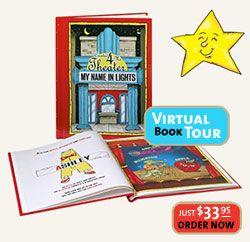 Created 4 Me Personalized Children's Books