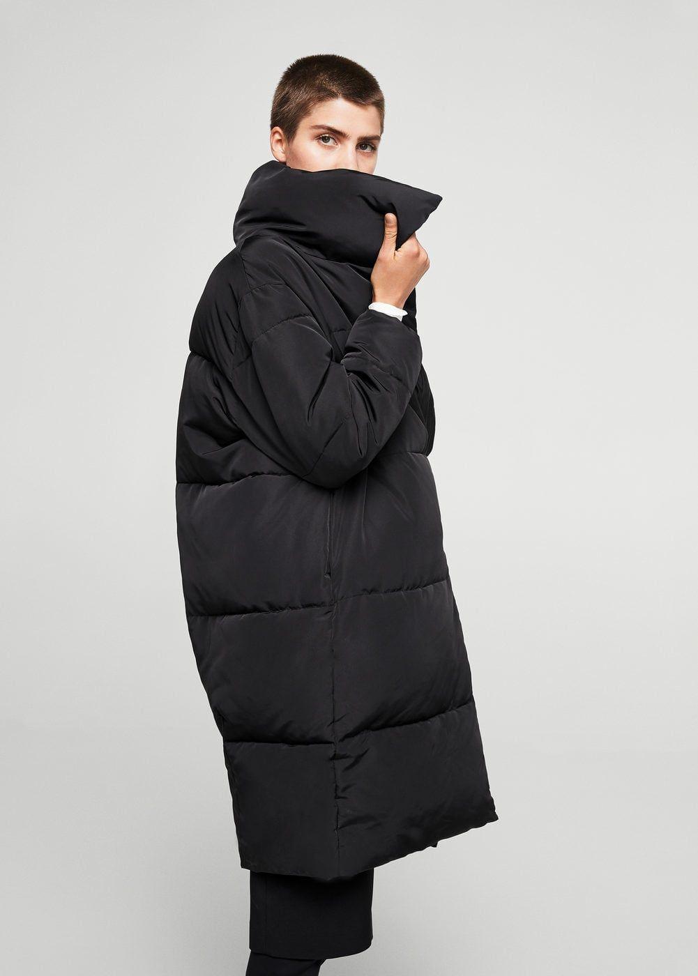 941578b17c1c Oversize quilted coat