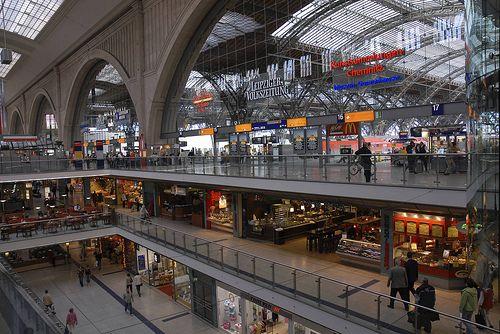 Trein Naar Leipzig