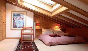 Kleines Schlafzimmer Dachschräge Gestalten
