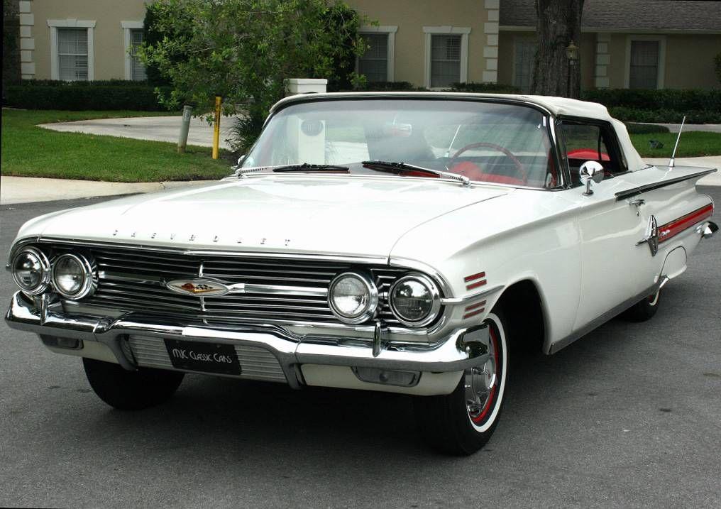 1960 Chevrolet Impala For Sale 2027478 Hemmings Motor News