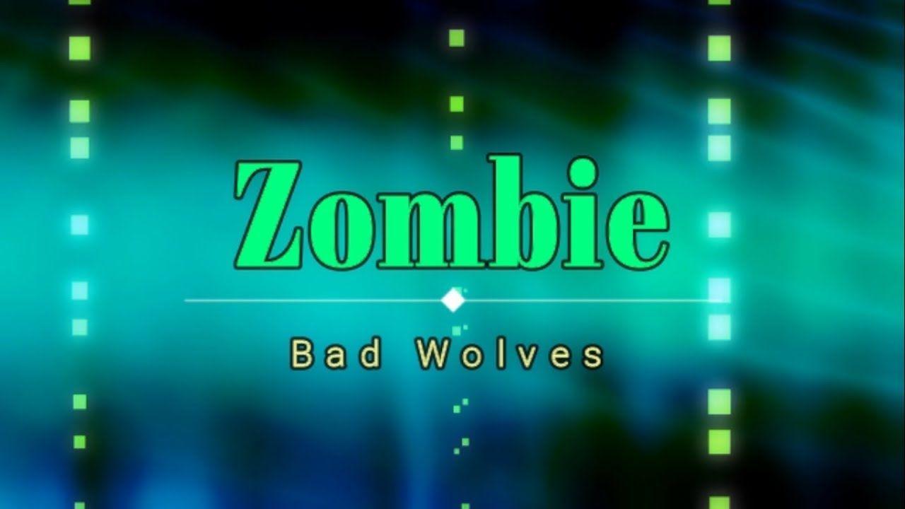 Bad Wolves Zombie Lyric Video Hd Hq Lyric Music Videos