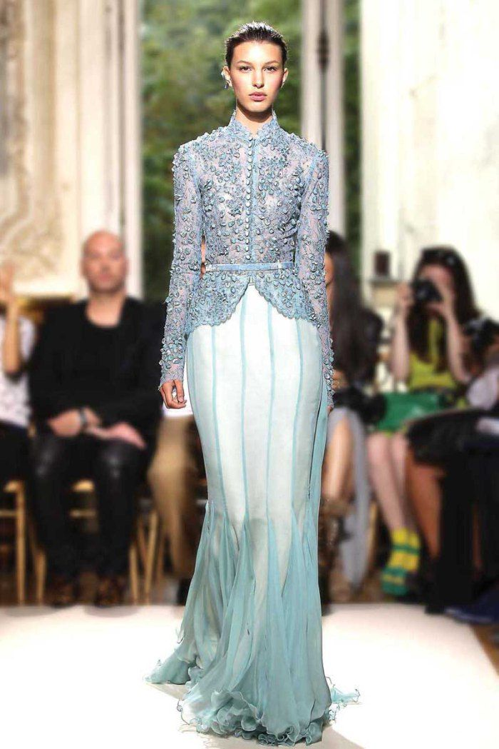 Georges Hobeika Fall/Winter 2012-2013 collection at Paris Couture Fashion Week | Glamorous Luxury Passion