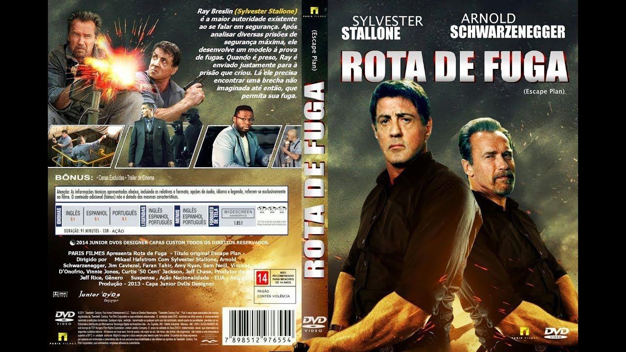 Sylvester Stallony E Arnold Schwarzenegger Em Rota De Fuga Filme Nacional Filmes Stallone