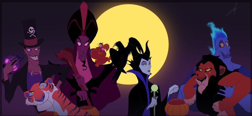 which halloween villain are you