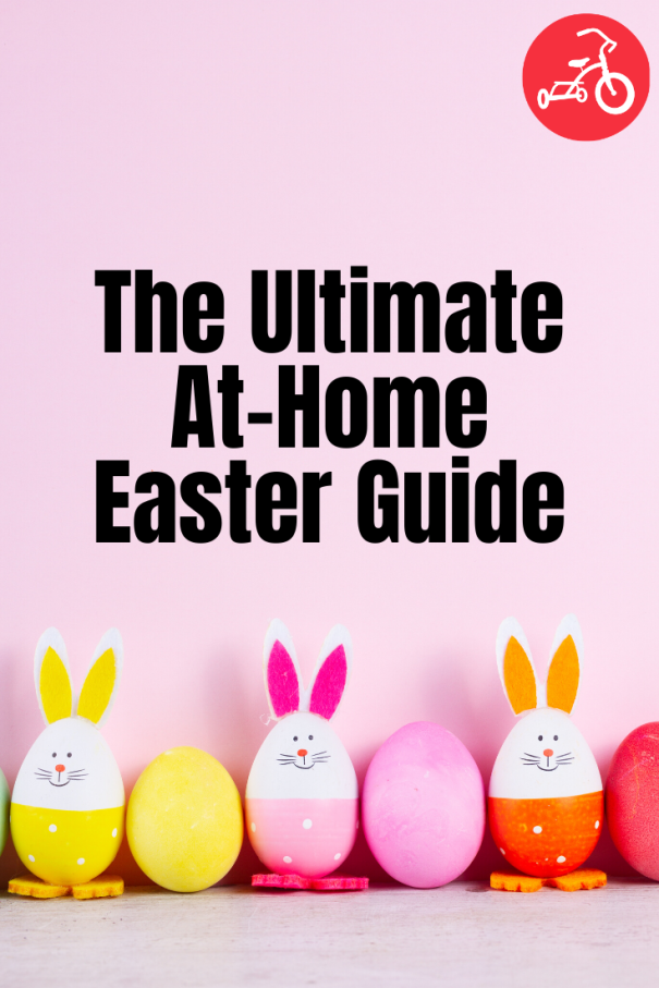 The Ultimate At Home Easter Guide In 2020 Easy Easter Crafts Easter Movies For Kids Easter Egg Decorating