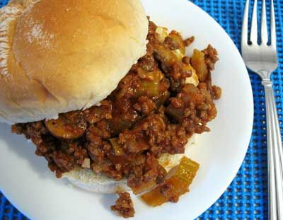 Old fashioned sloppy joes recipe 5