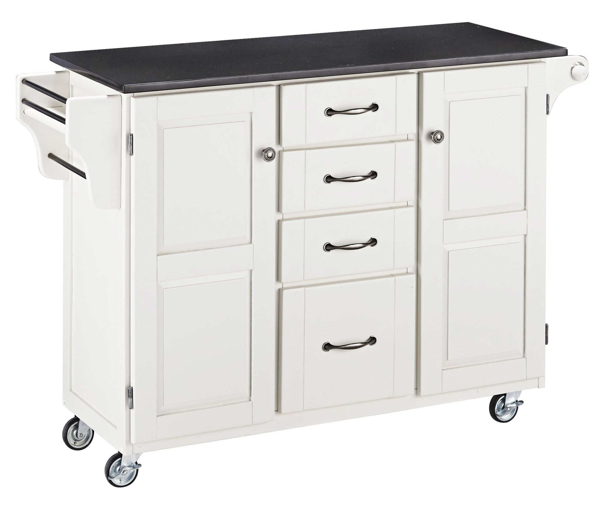 Alton Kitchen Island with Granite Top   Products   Pinterest