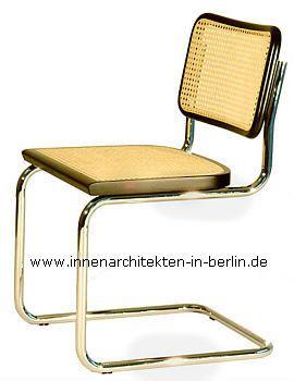 Bauhaus Stuhl   Cantilever Chair Cesca   Entwurf Marcel Breuer