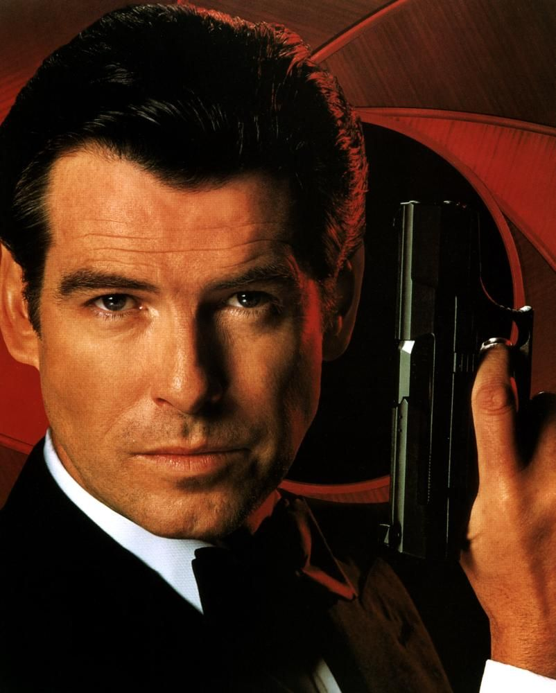 What A Man Pierce Brosnan Famous Faces People