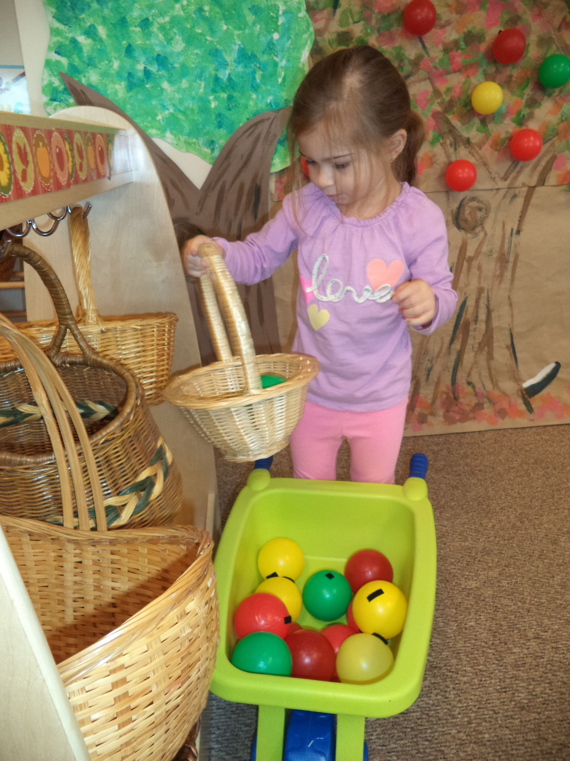 Apple Orchard Dramatic Play Apples Trees Pinterest