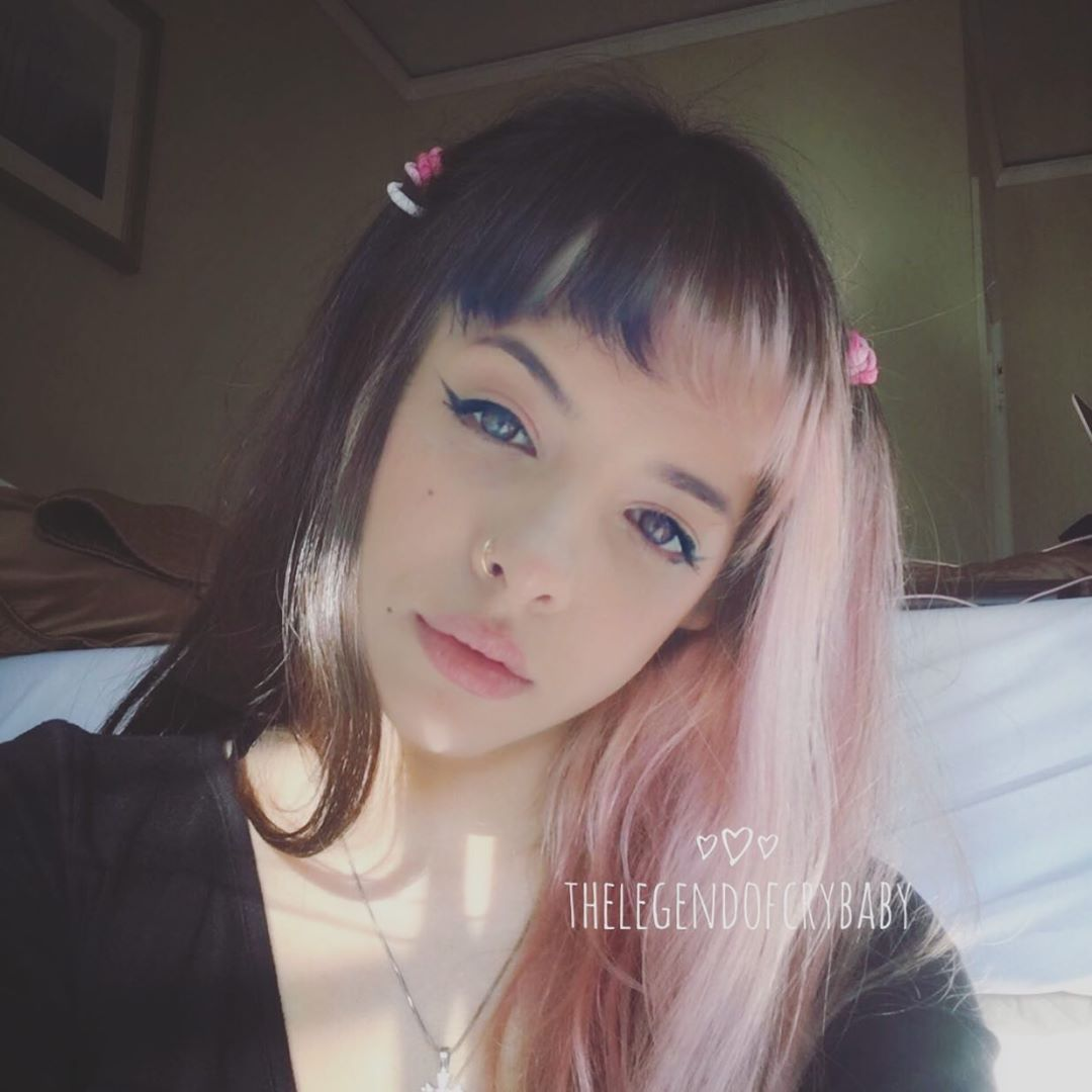 K 12 Out Now On Instagram Blonde Hair Or Pink Hair Melaniemartinez K12 Mm2iscoming Mm2isreallycoming Mm3iscoming Pink Hair Pastel Pink Hair Lilac Hair