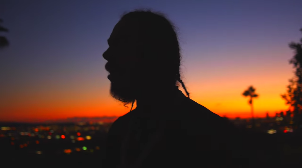 Watch Post Malone Sway Under A Sunset In The Video For