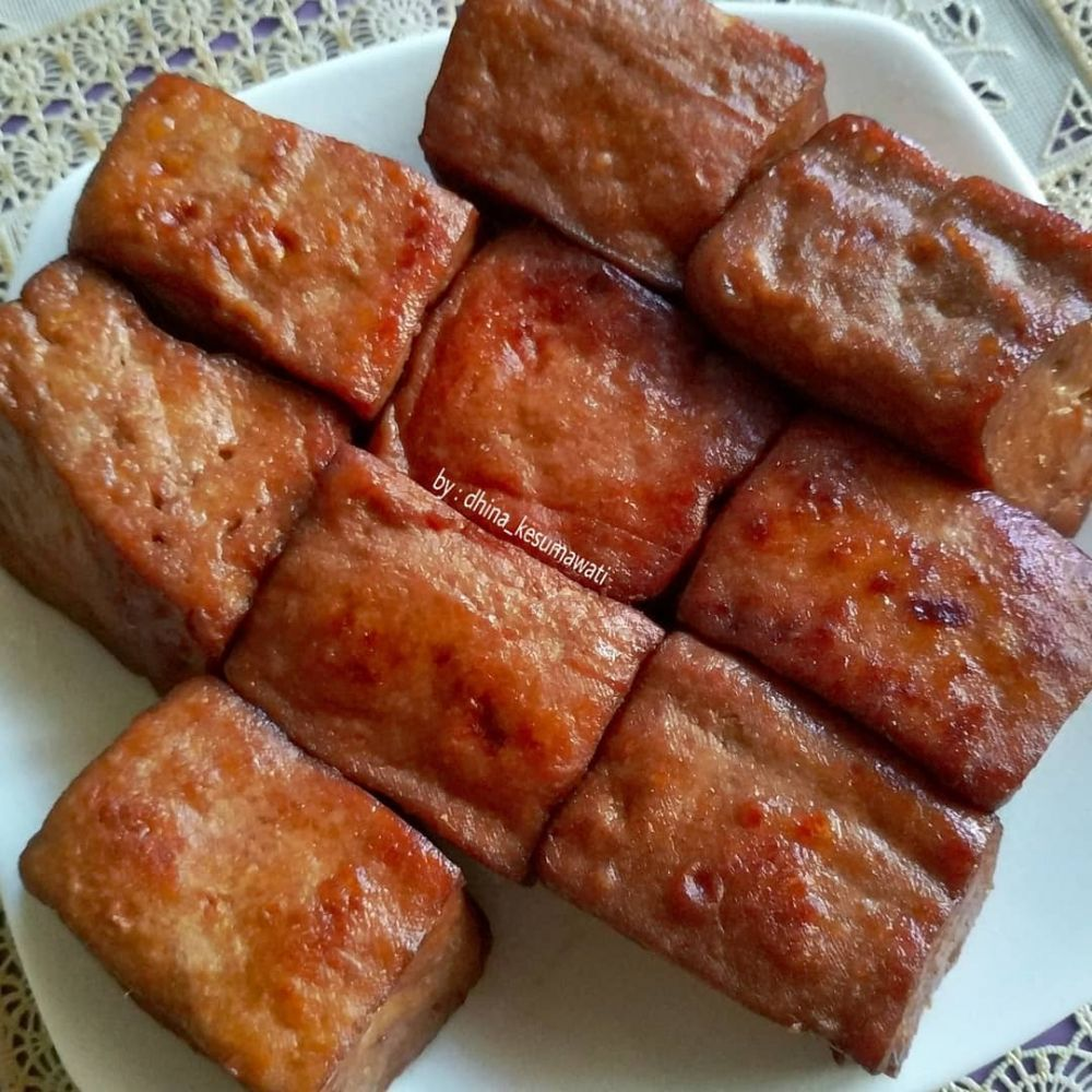 Resep Aneka Bacem Instagram Dhina Kesumawati Foodishpedia Di 2020 Resep Makanan Ringan Manis Makanan