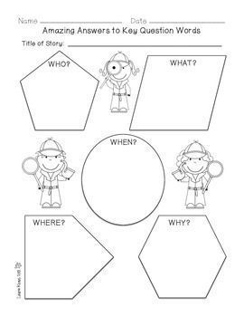 Students will identify the story elements while completing