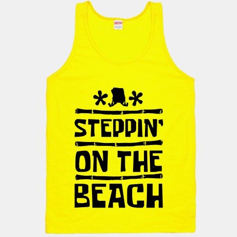 74a417983c Steppin on the Beach #spongebob #funny #childhood #nostalgia #meme  #steppinonthebeach #song #summer