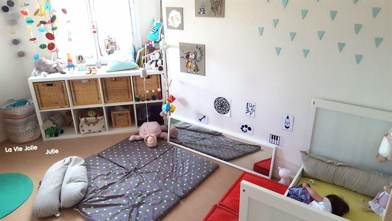 Chambre montessori pour bébé | ○ Chambre et aménagements ...