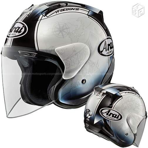 casque jet arai sz ram 4 s rie limit e harada tour arai helmets genuine parts japan. Black Bedroom Furniture Sets. Home Design Ideas