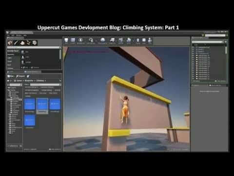 Submerged Developer Diary #2: Climbing System in Unreal Engine 4 - YouTube