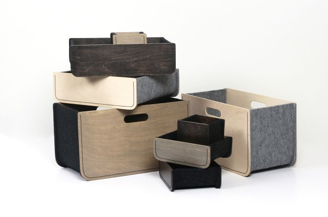 #designmk  #industrial #fashion #design #Felt #purse #Färg&Blanche #accessories #bags #tray #basket