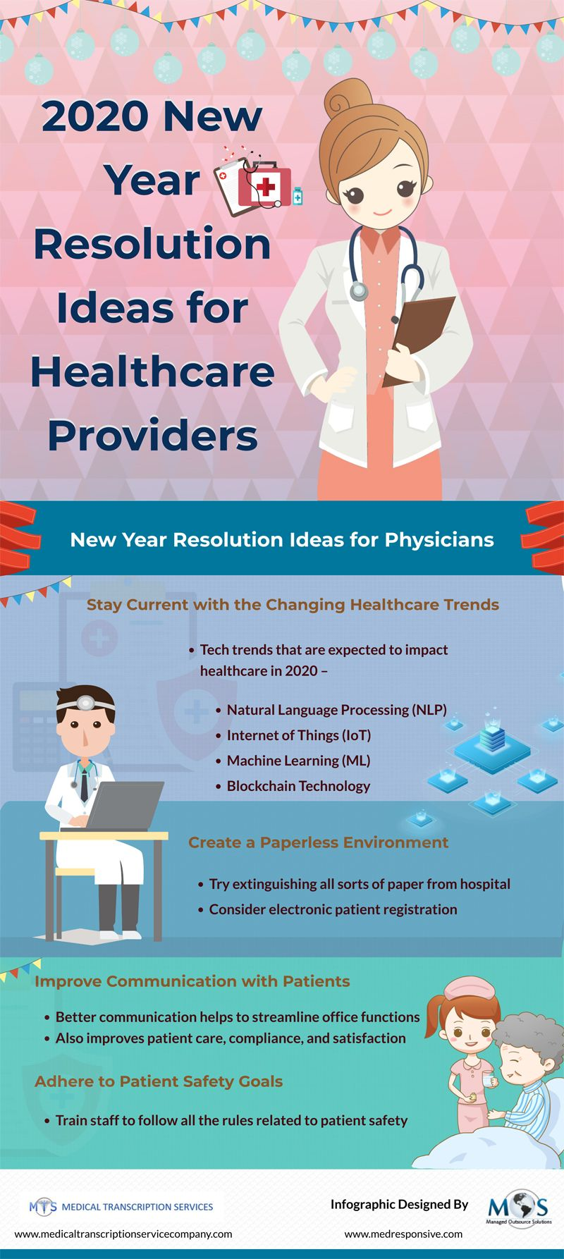 2020 New Year Resolution Ideas for Healthcare Providers