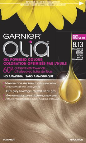 Garnier Olia No Ammonia Oil Powered Permanent Hair Colour How To