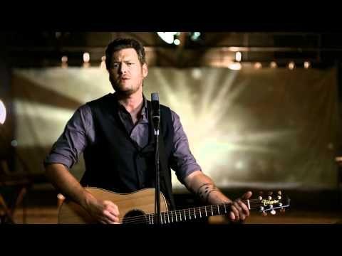 Blake Shelton. God Gave Me You. #music #video #song