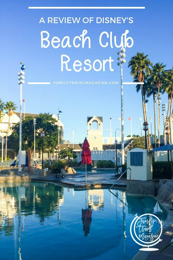 Disney S Beach Club Resort Review At Walt World And Epcot