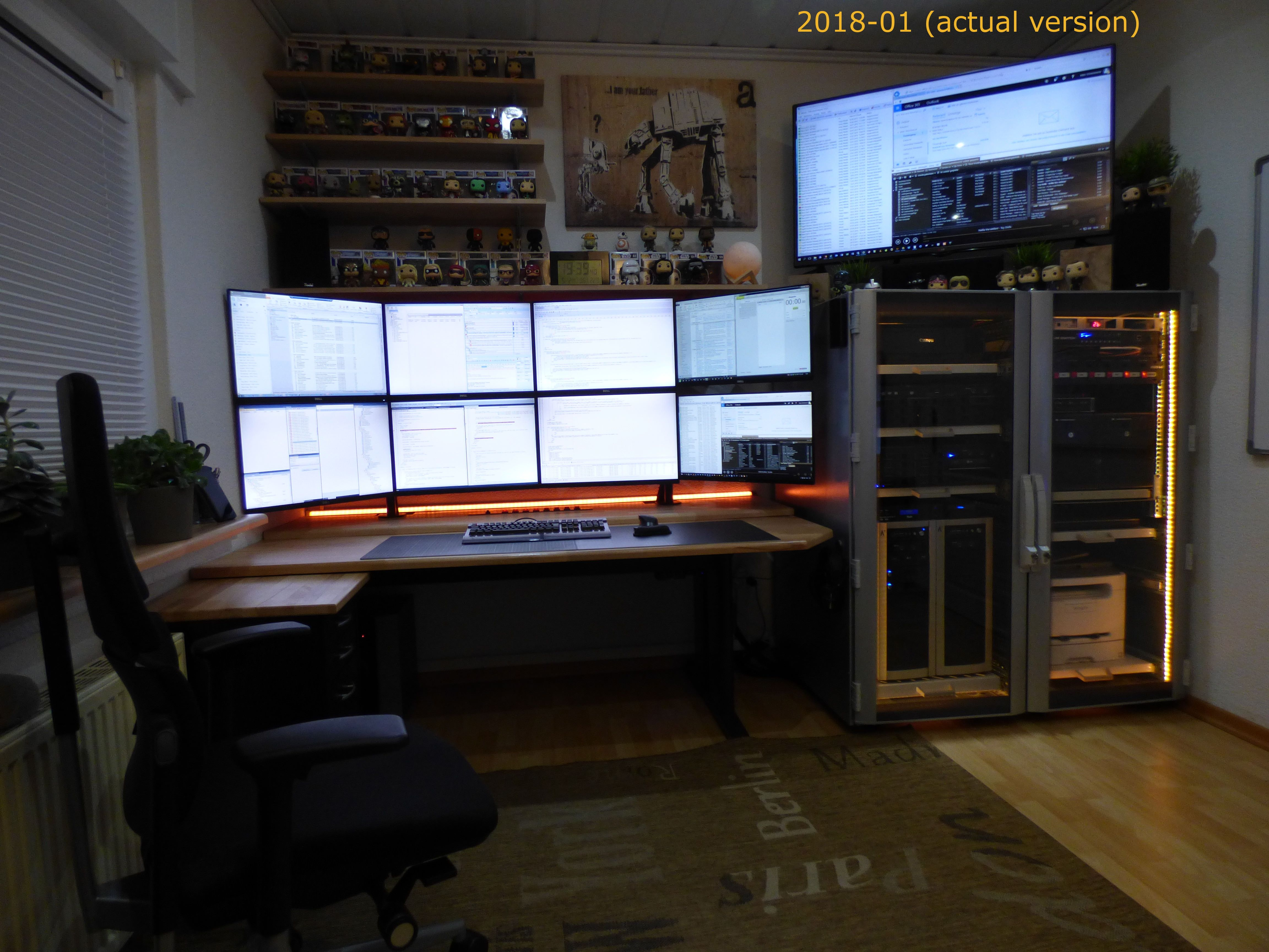 History Of A Software Developer S Home Office 2003 2018 Album