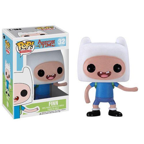 Pop Television Adventure Time Finn Vinyl Figure Toys 2 Munecos Pop Juguetes Pop Funko Pop
