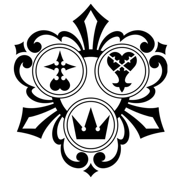 Symbols In The Kingdom Hearts Universe Liked On Polyvore