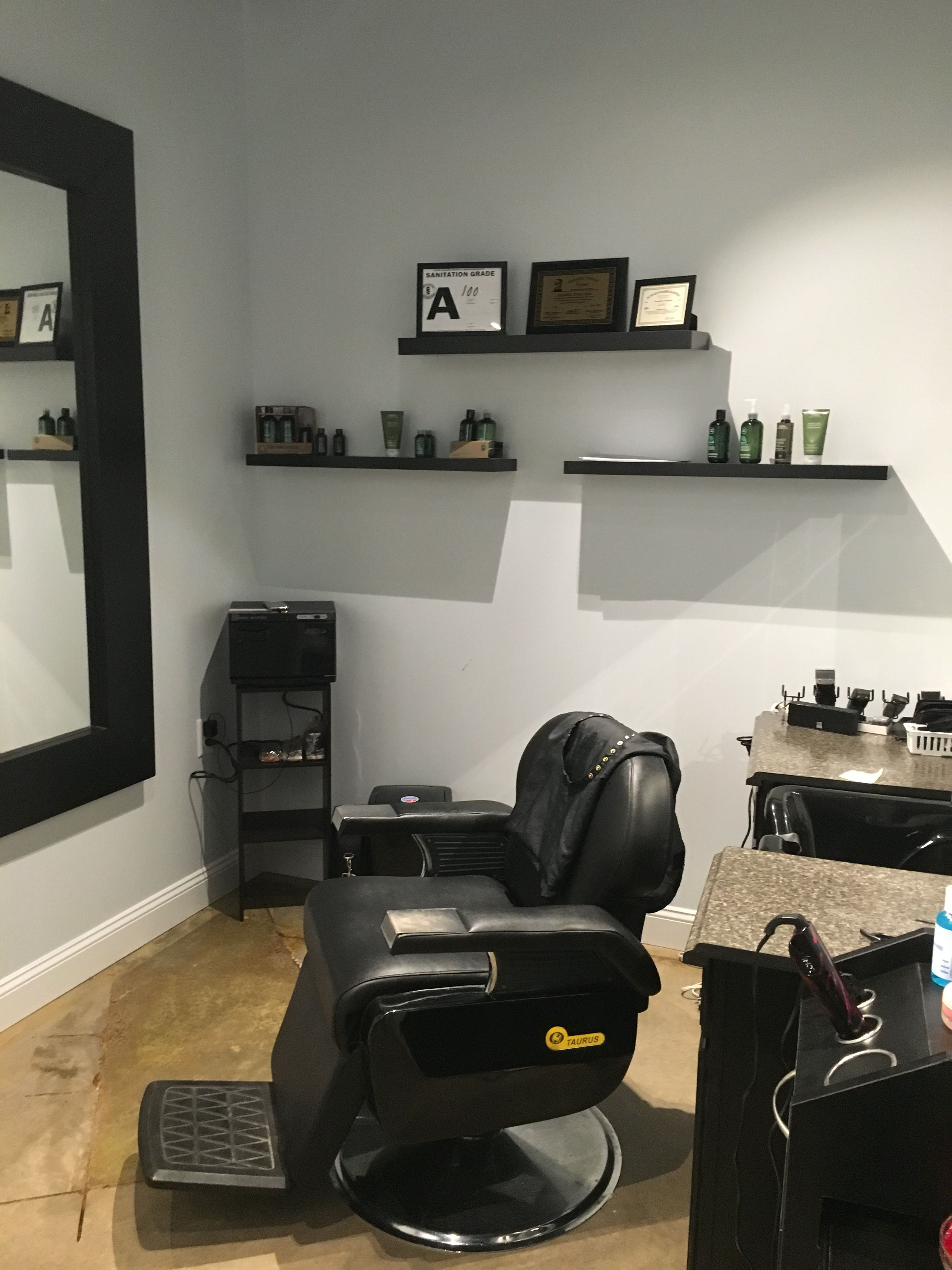 Suite 128 Barbersparadise Hairstyling Passions Beauty Inspire Salon Suites Decor Beauty Room Decor Barber Shop Decor
