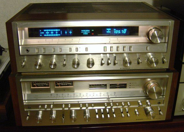 Pioneer Sx 3900 Amp Sx 1980 In 2019 Hifi Audio Audio