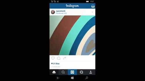 Instagram for Windows 10 Mobile gets Update and continues to