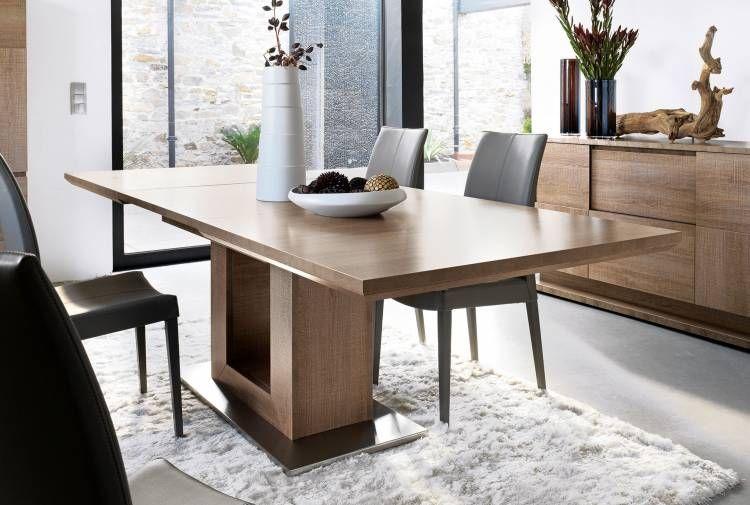 Table Rectangulaire Tables De Repas Meubles Gautier Table Salle A Manger Table Repas Meubles Gautier