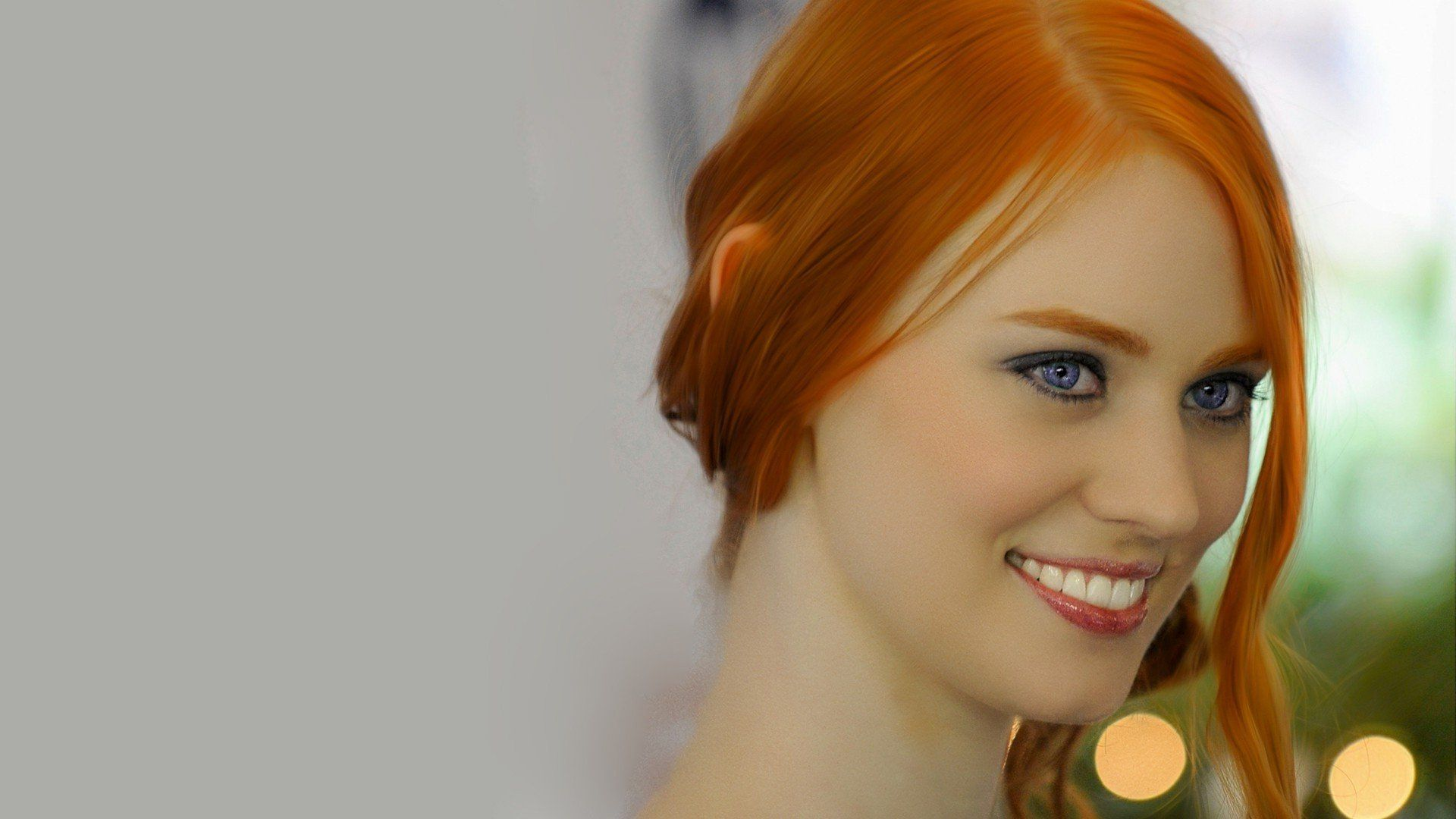 Deborah Ann Woll Smile Wallpaper 55183 1920x1080 Px Hdwallsource
