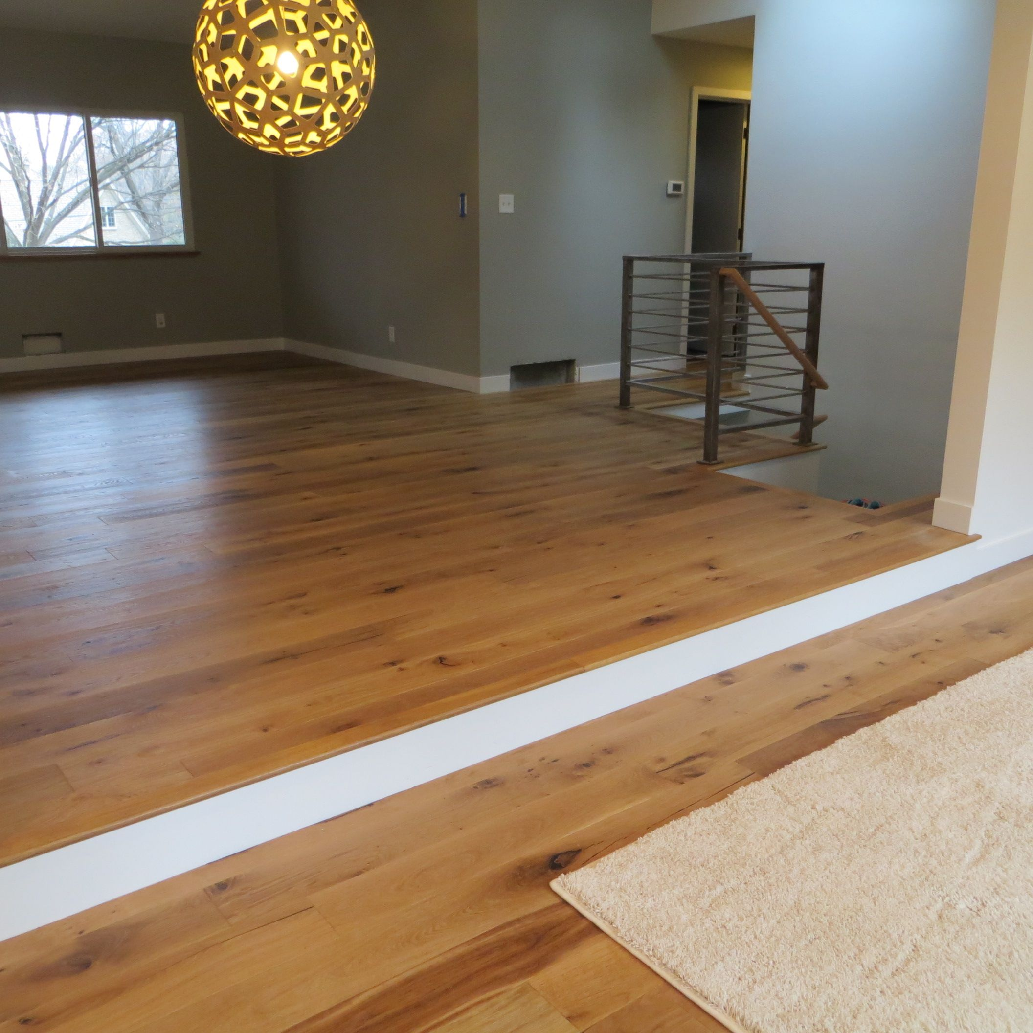 Antique Canyon Engineered Floating Wood Floor