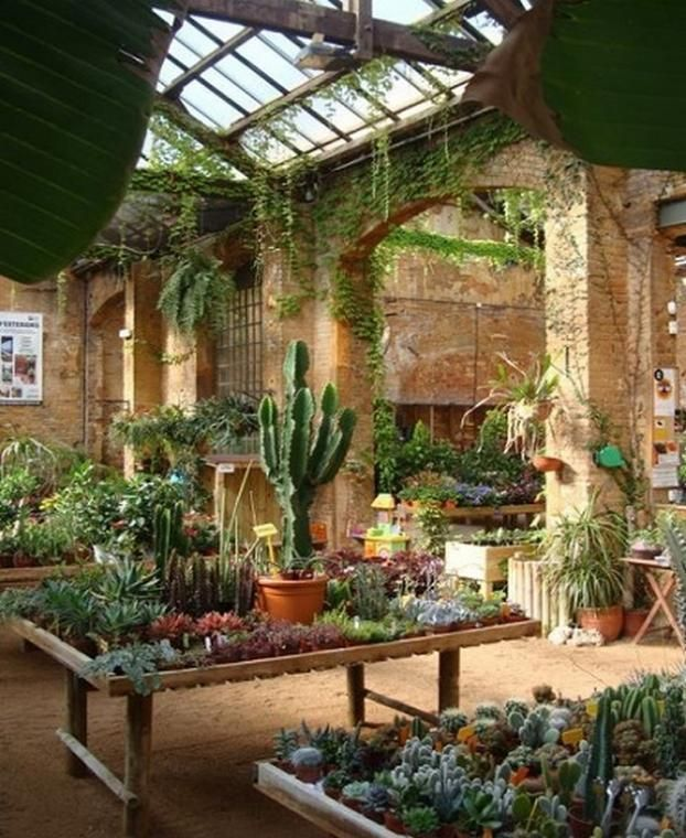 50 Awesome Attached Greenhouse Design Ideas | Greenhouse Design ...