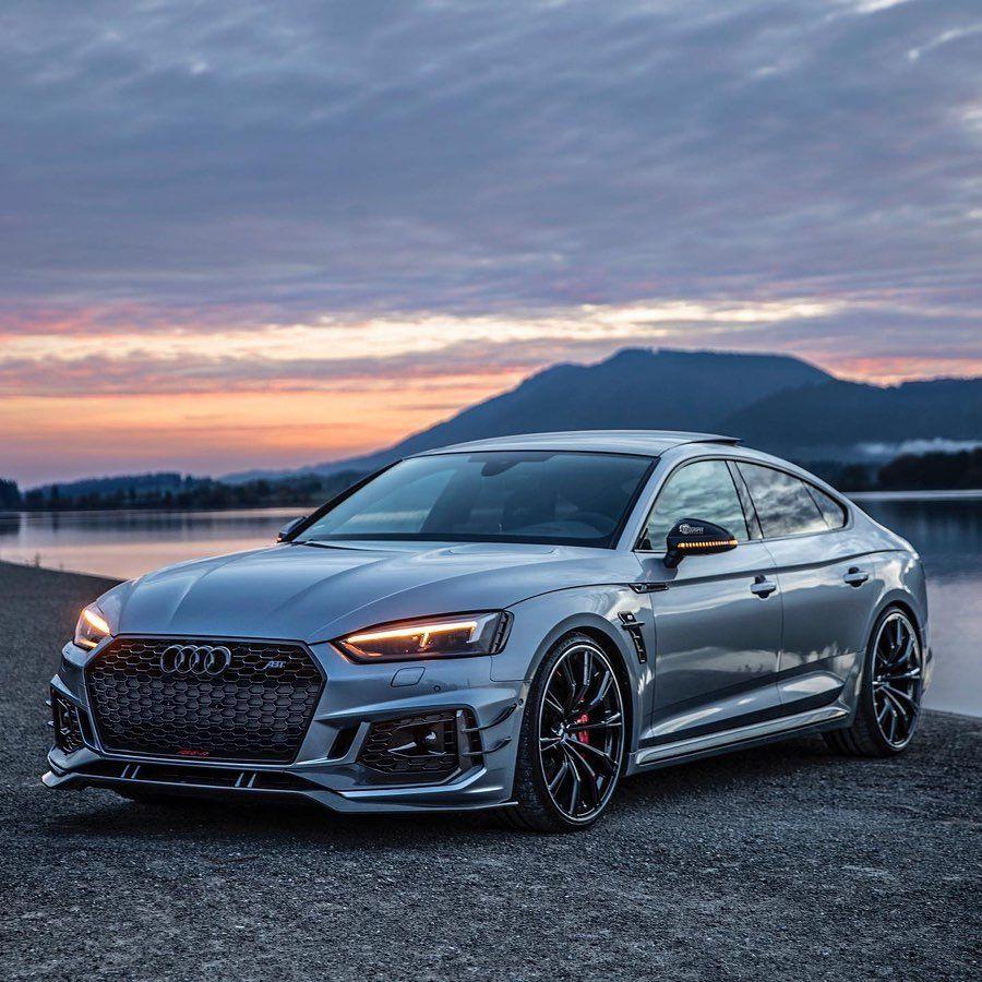 Sportback Black 2019 Custom Tuning Body Kit Abt Convertible Modified 2020 Widebody Wrap Lights Back Gray Front Audi Rs5 Audi Audi Rs7