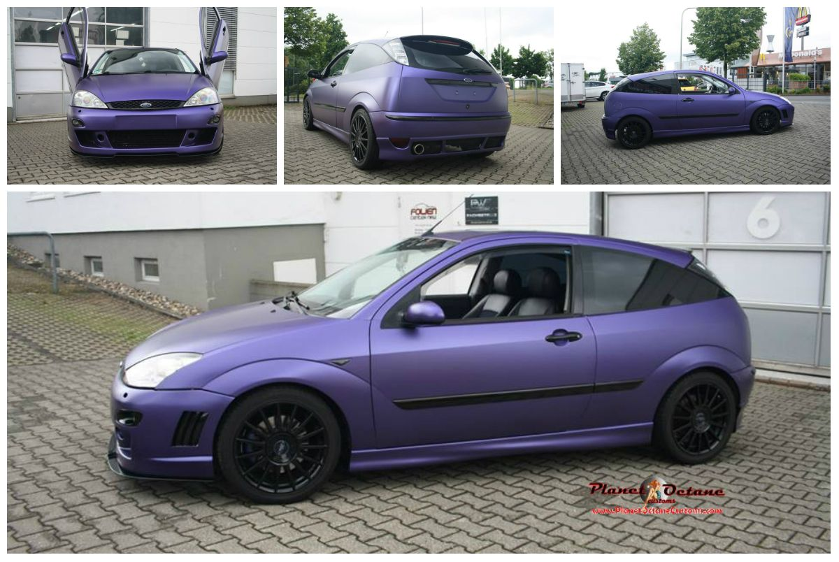 purple pill ford focus st by folien center