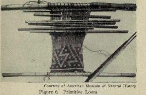 Damask Weaving and Drawlooms