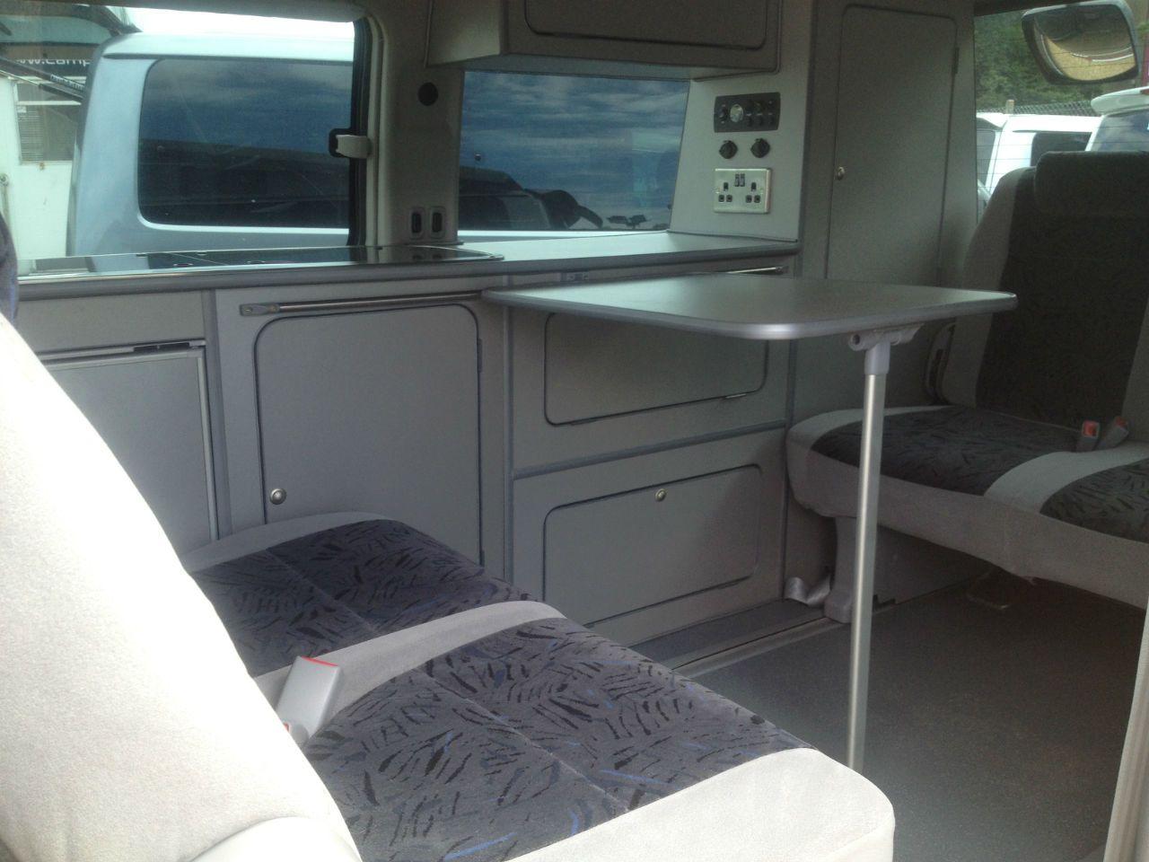 mazda bongo 2 0 mistral 6seater 4 berth camper camper. Black Bedroom Furniture Sets. Home Design Ideas