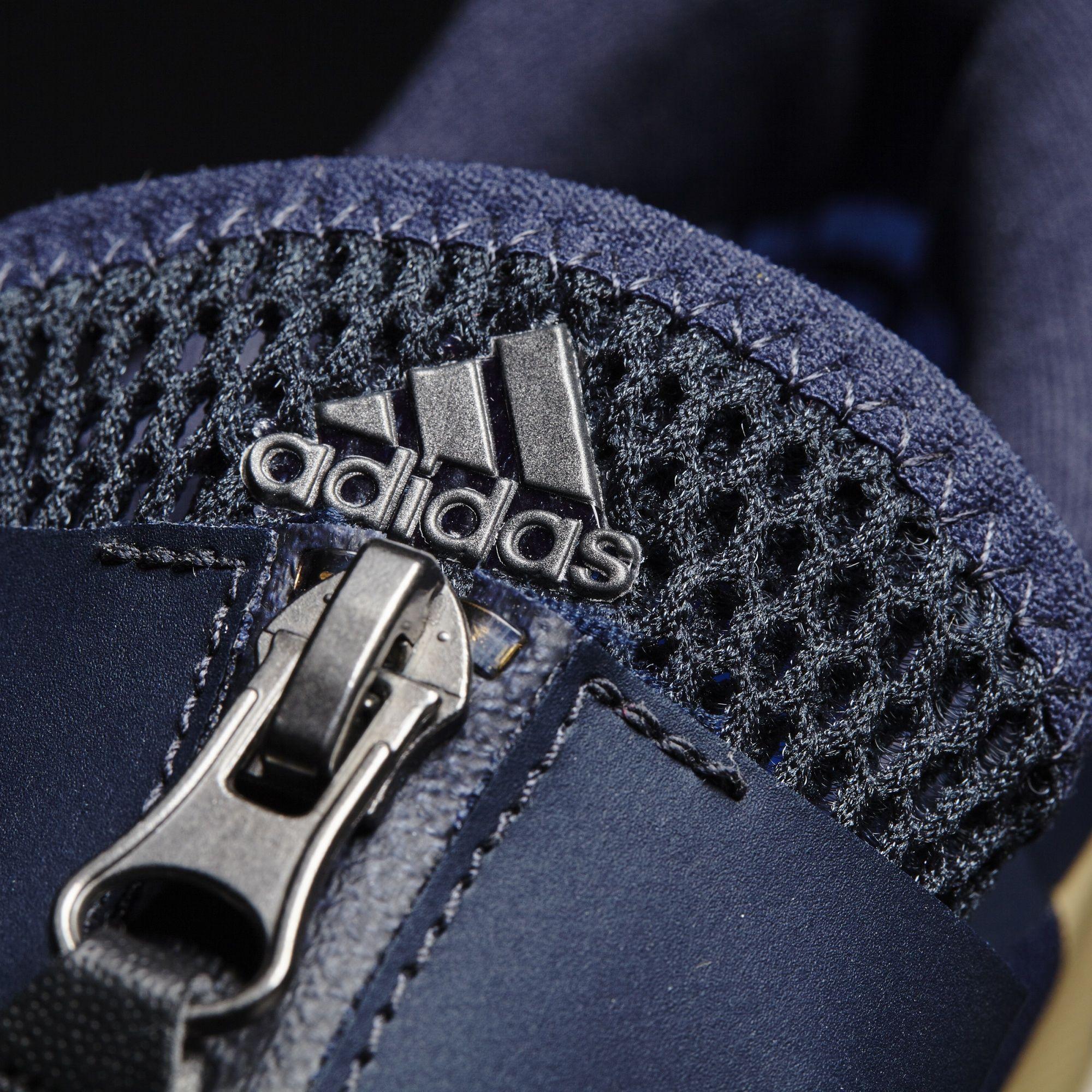 Adidas puro slancio x trainer zip scarpe ispirazione dettaglio