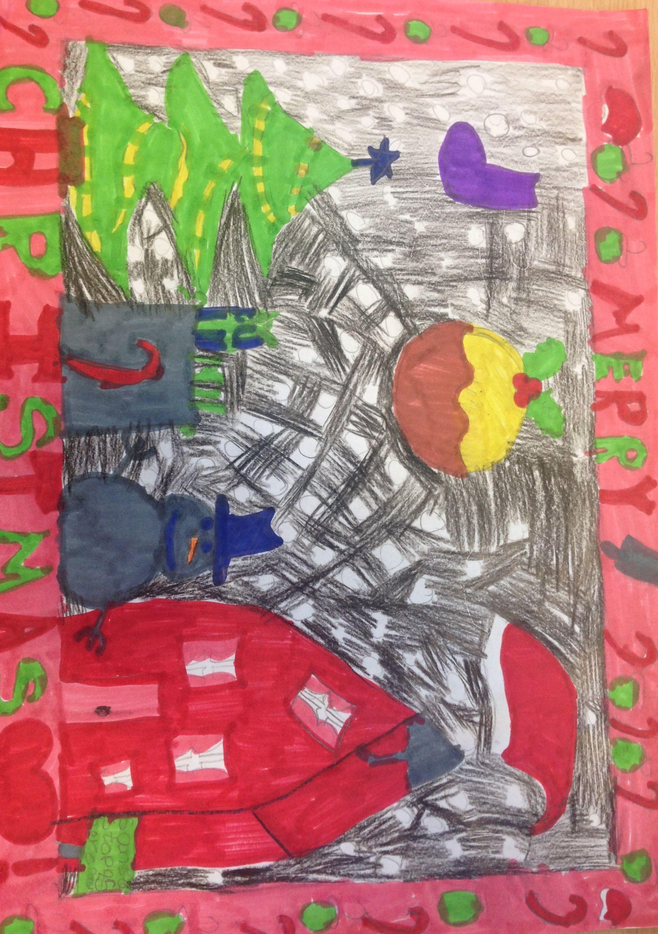 Rosie Hundrup Year 5 St Columba S Rcva Primary School