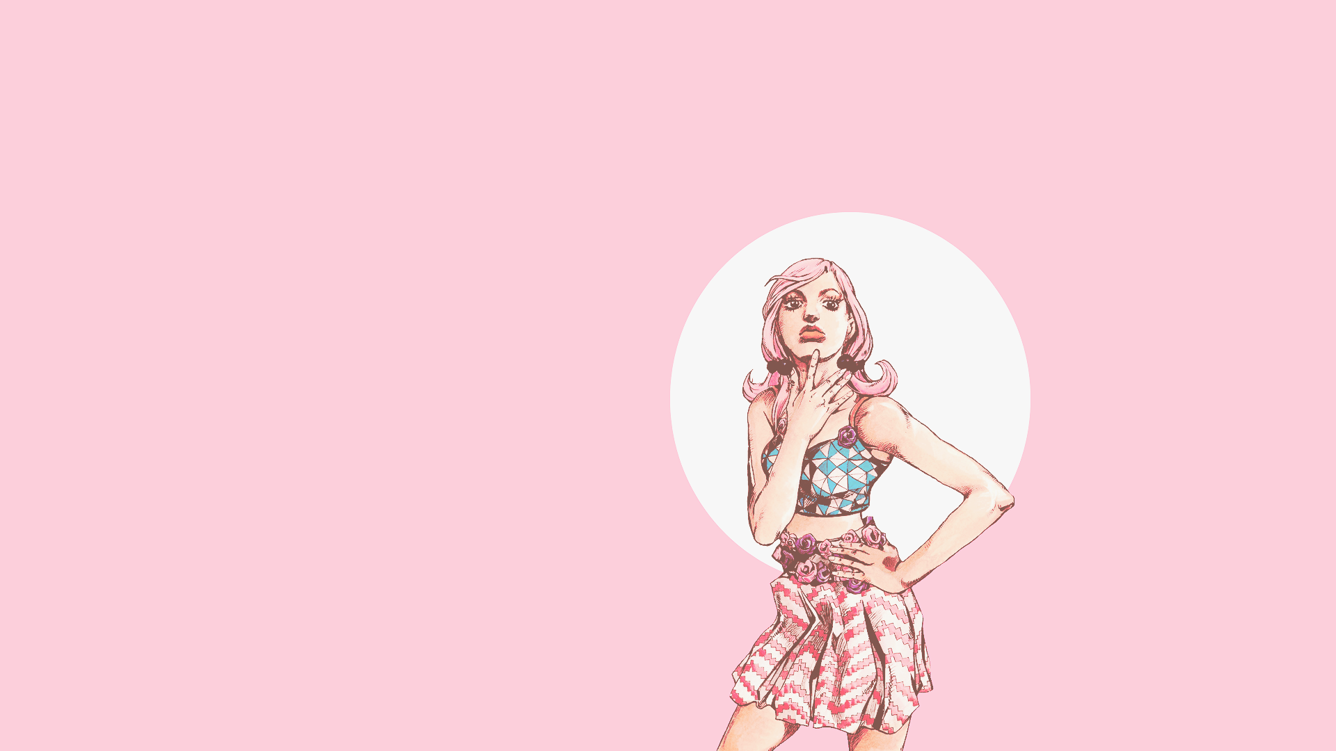 ᴛʀɪsʜ ᴜɴᴀ ᴡᴀʟʟᴘᴀᴘᴇʀ Jojo Anime Jojo Bizarre Anime Wallpaper