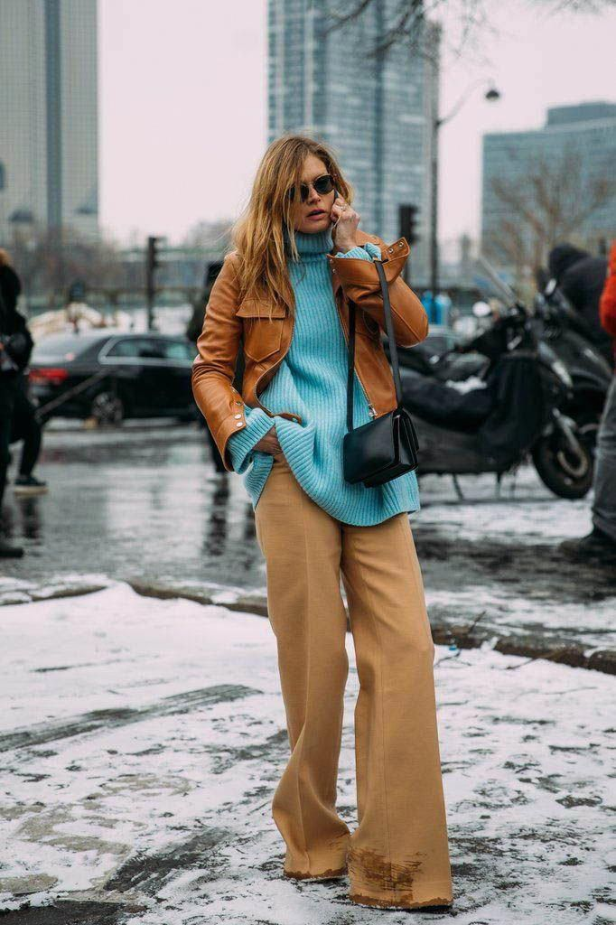 streetfashiontrends | Paris fashion week street style